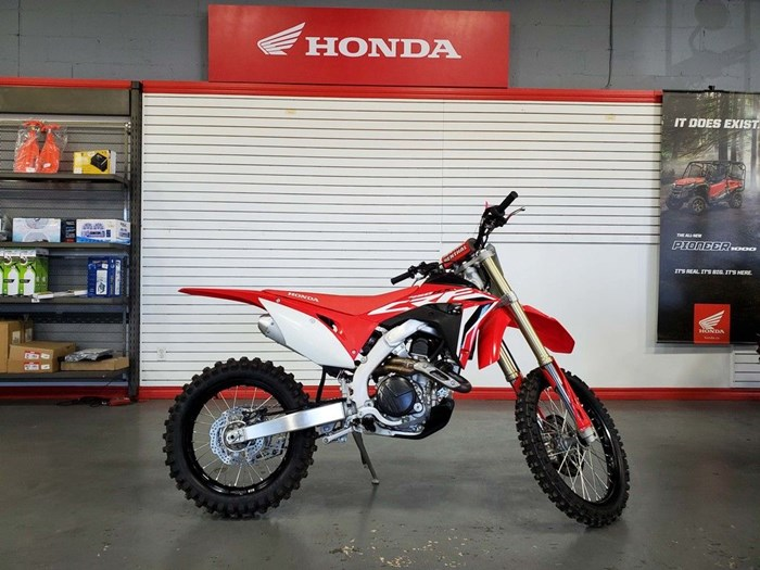 2020 Honda CRF450RX Photo 1 of 10