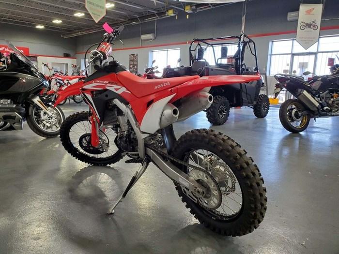 2020 Honda CRF450RX Photo 7 of 10