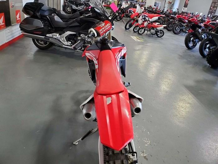 2020 Honda CRF450RX Photo 9 of 10