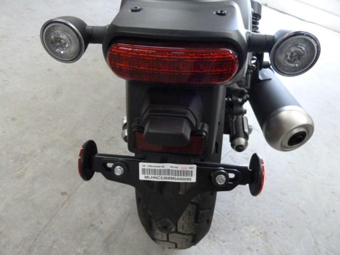 2021 Honda Rebel 300 Photo 7 of 9