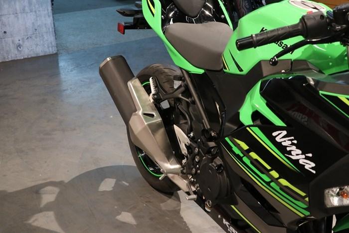 2018 Kawasaki Ninja 400 ABS Photo 11 of 13