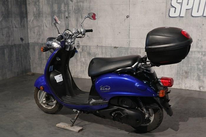 2006 Yamaha Vino 125 Photo 4 of 12