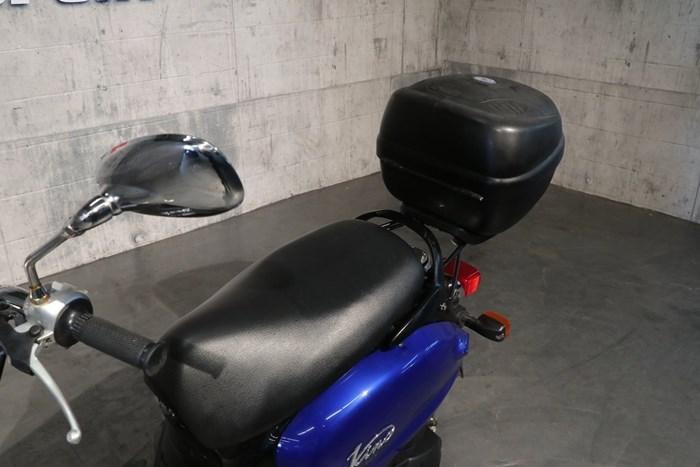 2006 Yamaha Vino 125 Photo 5 of 12