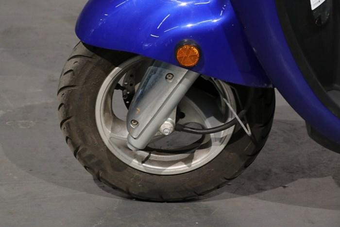 2006 Yamaha Vino 125 Photo 8 of 12