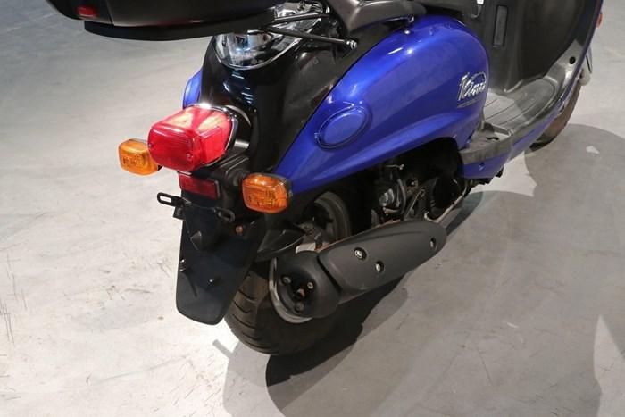 2006 Yamaha Vino 125 Photo 11 of 12