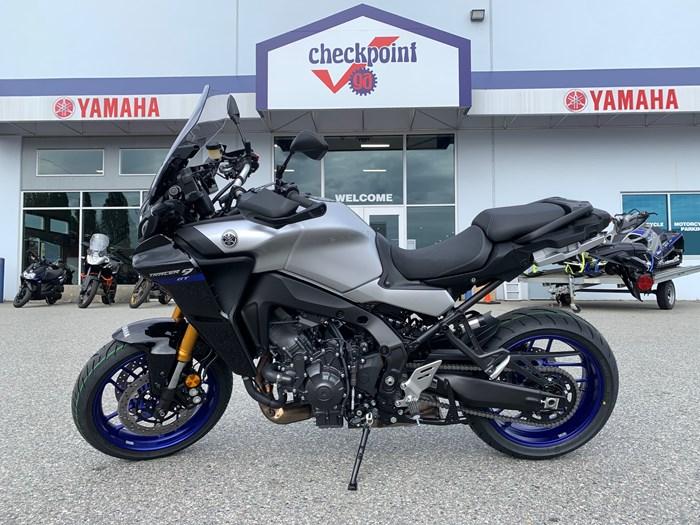 2021 Yamaha Tracer GT Photo 5 of 8