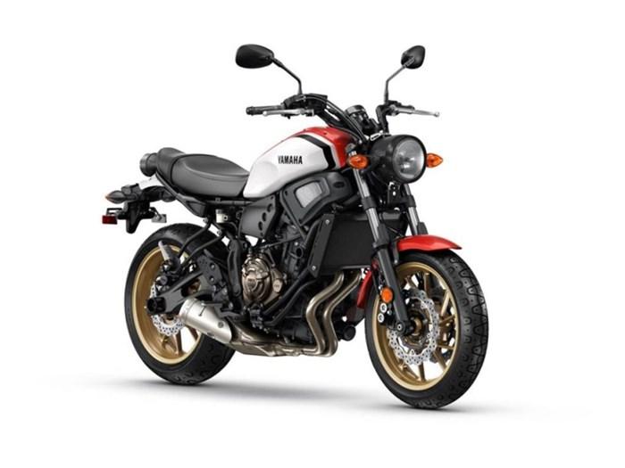 2021 Yamaha XSR700 Photo 1 of 5
