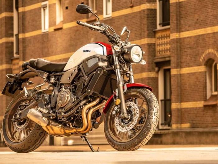 2021 Yamaha XSR700 Photo 4 of 5