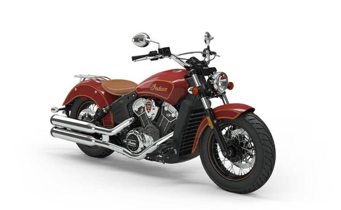 2020 INDIAN Scout 100th Anniversary Indian Photo 1 sur 8