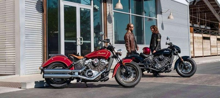 2020 INDIAN Scout 100th Anniversary Indian Photo 5 sur 8