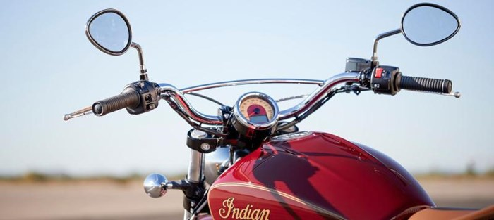 2020 INDIAN Scout 100th Anniversary Indian Photo 7 sur 8