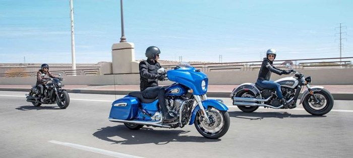 2020 INDIAN Chieftain Limited Photo 8 sur 8