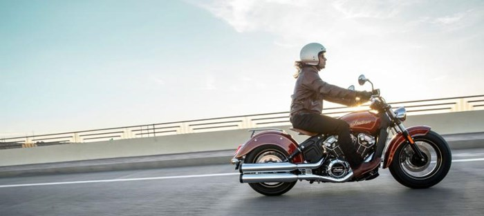 2020 INDIAN Scout 100th Anniversary Indian Photo 4 sur 8