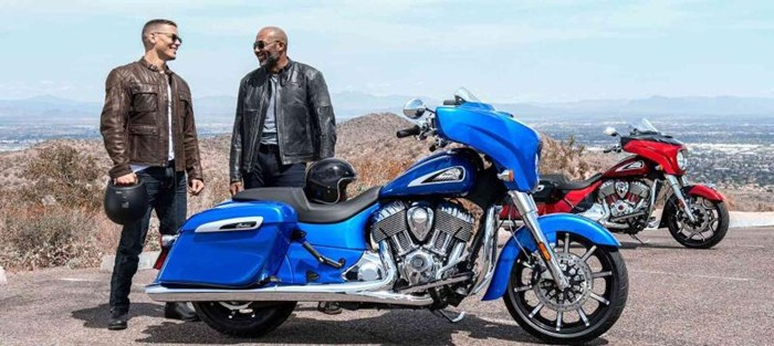 2020 INDIAN Chieftain Limited Photo 6 sur 8
