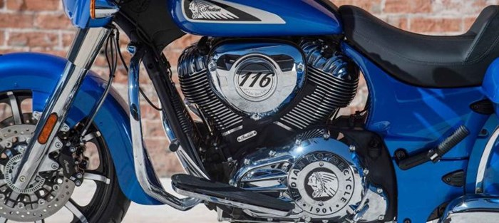 2020 INDIAN Chieftain Limited Photo 7 sur 8