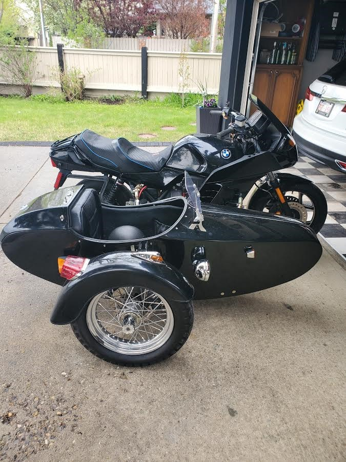 1987 BMW K100RS Photo 2 of 4