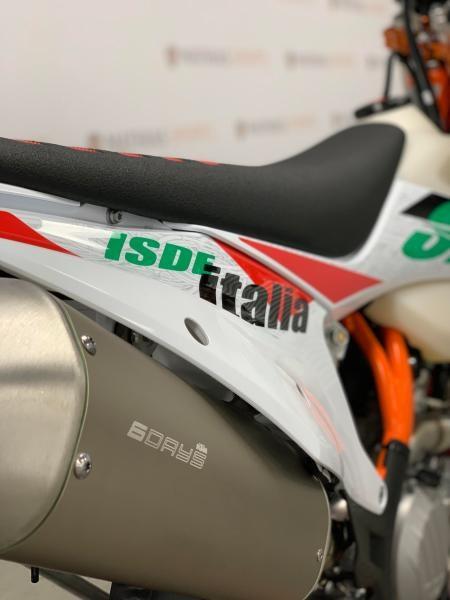 2021 KTM 500 EXC-F SIX DAYS MODIFIÉ SUPERMOTARD !! Photo 8 sur 8