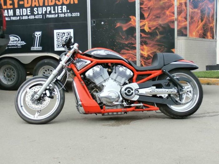 2006 Harley-Davidson Destroyer Race Bike Photo 2 of 4