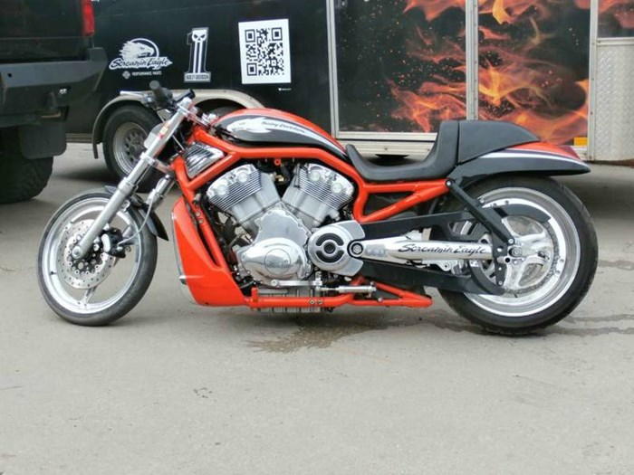 2006 Harley-Davidson Destroyer Race Bike Photo 3 of 4