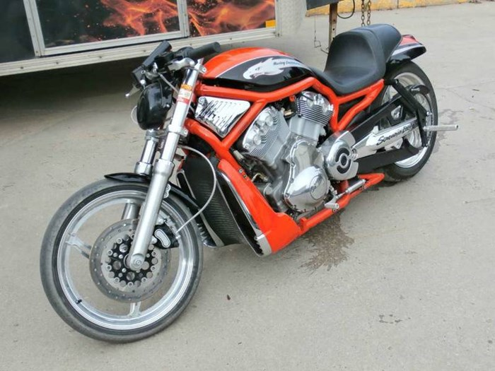 2006 Harley-Davidson Destroyer Race Bike Photo 4 of 4