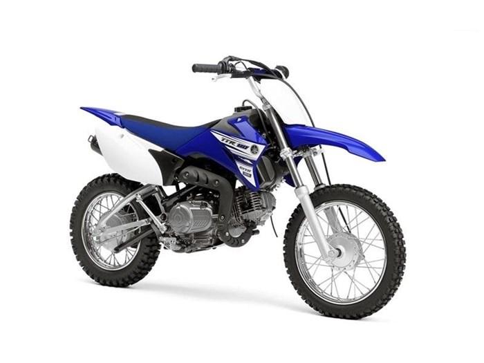 2016 Yamaha TT-R110E Photo 1 of 1