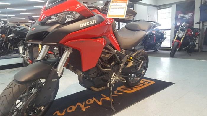 2017 Ducati Multistrada 950 Red Photo 3 of 9