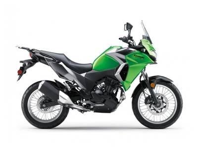 2017 Kawasaki Versys-X 300 ABS Photo 1 of 1