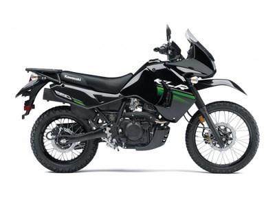 2016 Kawasaki KLR650 Photo 1 of 1
