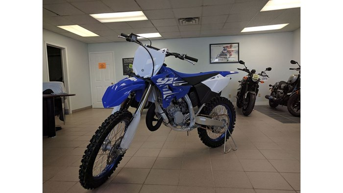 2018 Yamaha YZ125 Photo 3 of 6