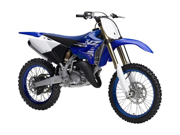 2018 Yamaha YZ125 (2-Stroke) Photo 1 of 1