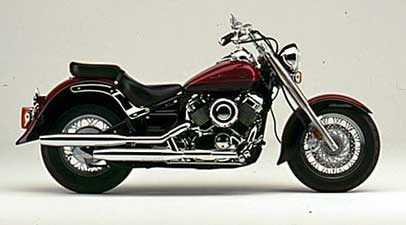 2000 Yamaha V Star Classic Photo 1 of 1