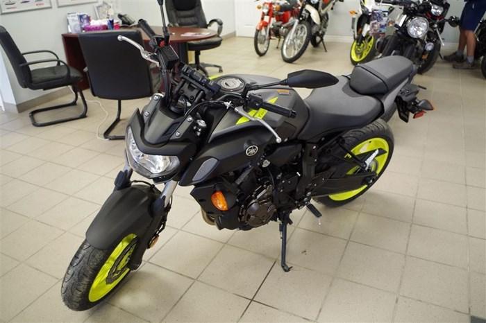 2018 Yamaha MT07AJG MT-07 Photo 1 of 8
