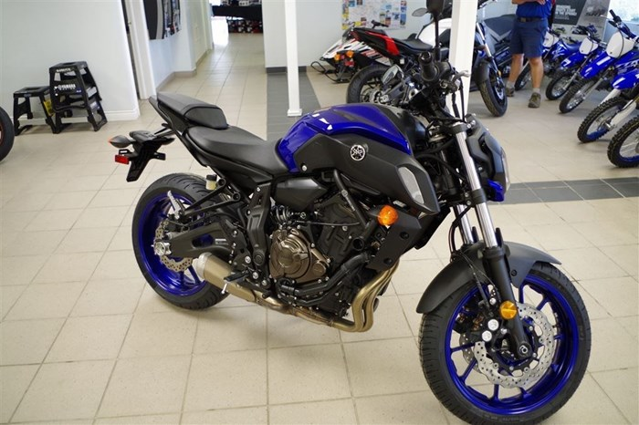 2018 Yamaha MT07AJL MT-07 Photo 3 of 8
