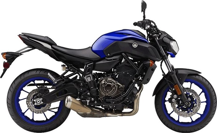 2018 Yamaha MT07AJL MT-07 Photo 8 of 8