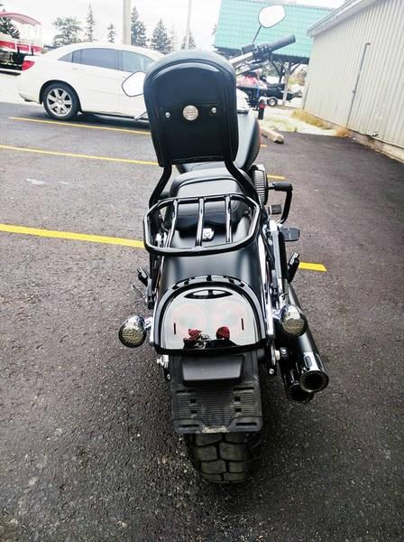2016 Harley-Davidson FXDF - Dyna® Fat Bob® Photo 8 sur 8