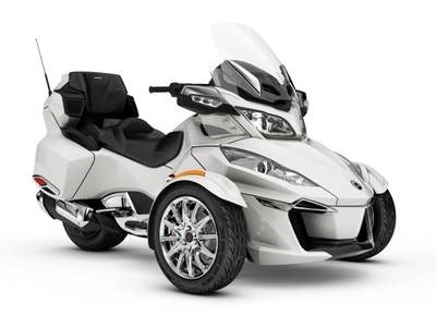 2018 Can-Am Spyder® RT Limited Chrome Photo 1 of 1