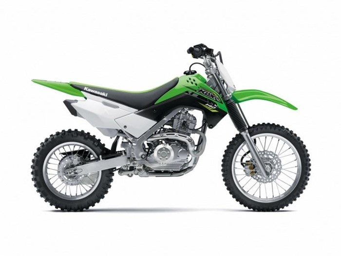 2018 Kawasaki KLX® 140 Photo 2 of 3
