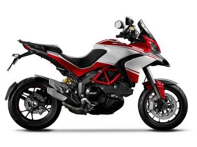 2013 Ducati Multistrada 1200 S Pikes Peak Photo 1 of 1