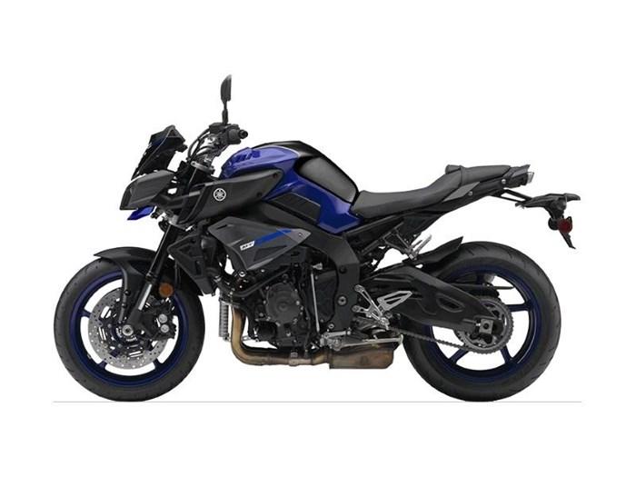 2018 Yamaha MT-10 Yamaha Blue Photo 4 of 4