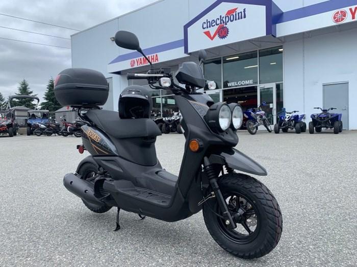 2019 Yamaha BWS 49cc Photo 1 of 4