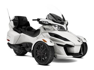 2018 Can-Am Spyder® RT 6-speed semi-automatic with r Photo 1 sur 1