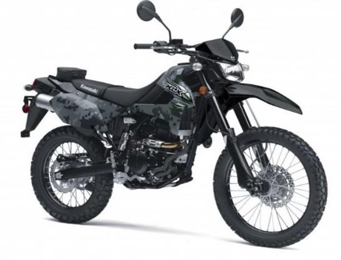 2018 Kawasaki KLX250S Photo 1 sur 1