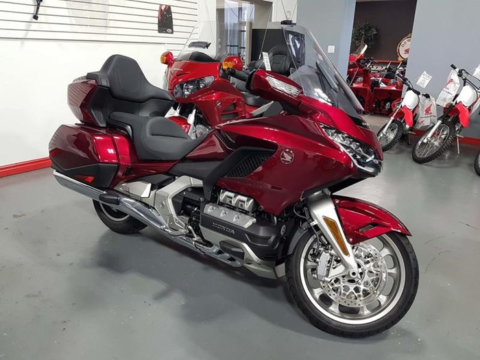 2018 Honda Gold Wing Tour DCT Photo 1 of 4