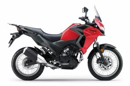 2018 Kawasaki Versys-X 300 ABS Photo 1 of 6