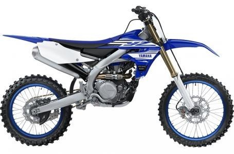 2019 Yamaha YZ450F Photo 1 sur 4