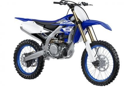 2019 Yamaha YZ450F Photo 2 sur 4
