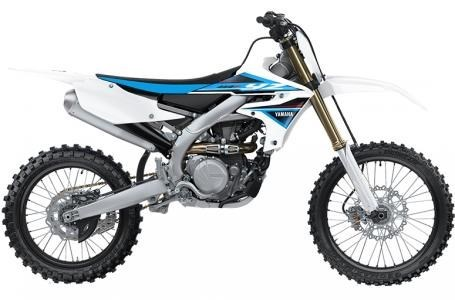 2019 Yamaha YZ450F Photo 3 sur 4