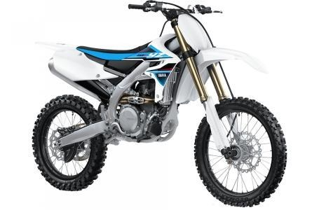 2019 Yamaha YZ450F Photo 4 sur 4