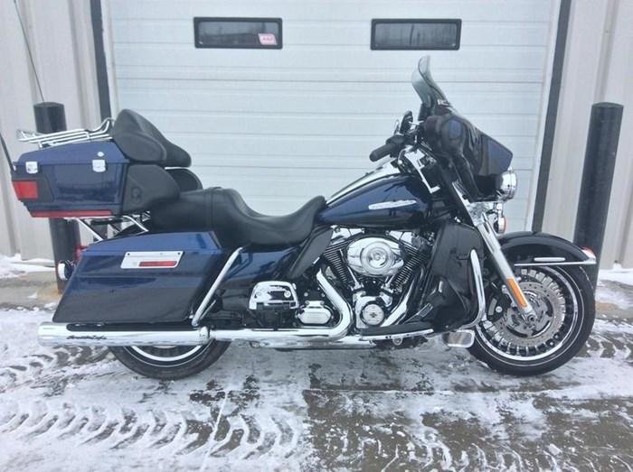 2012 Harley-Davidson FLHTK - Electra Glide® Ultra Limited Photo 1 sur 9