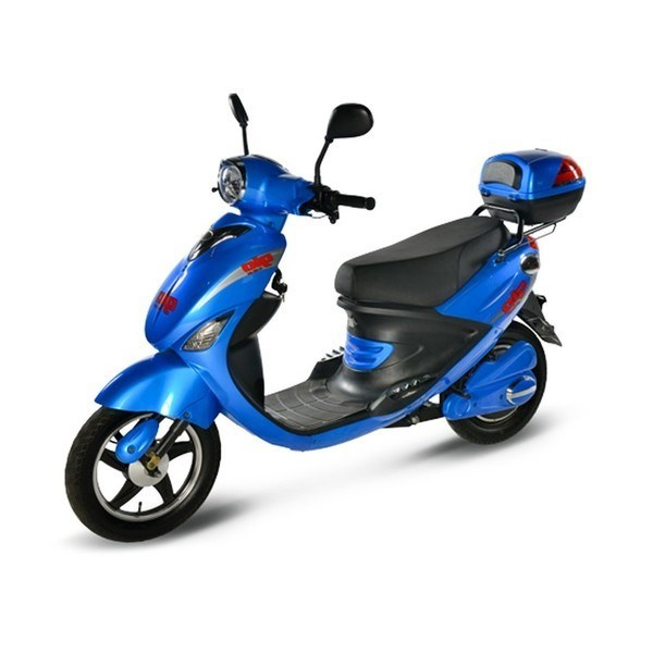 2019 GIO MOTORS ITALIA PREMIUM (BLUE) Photo 1 of 1